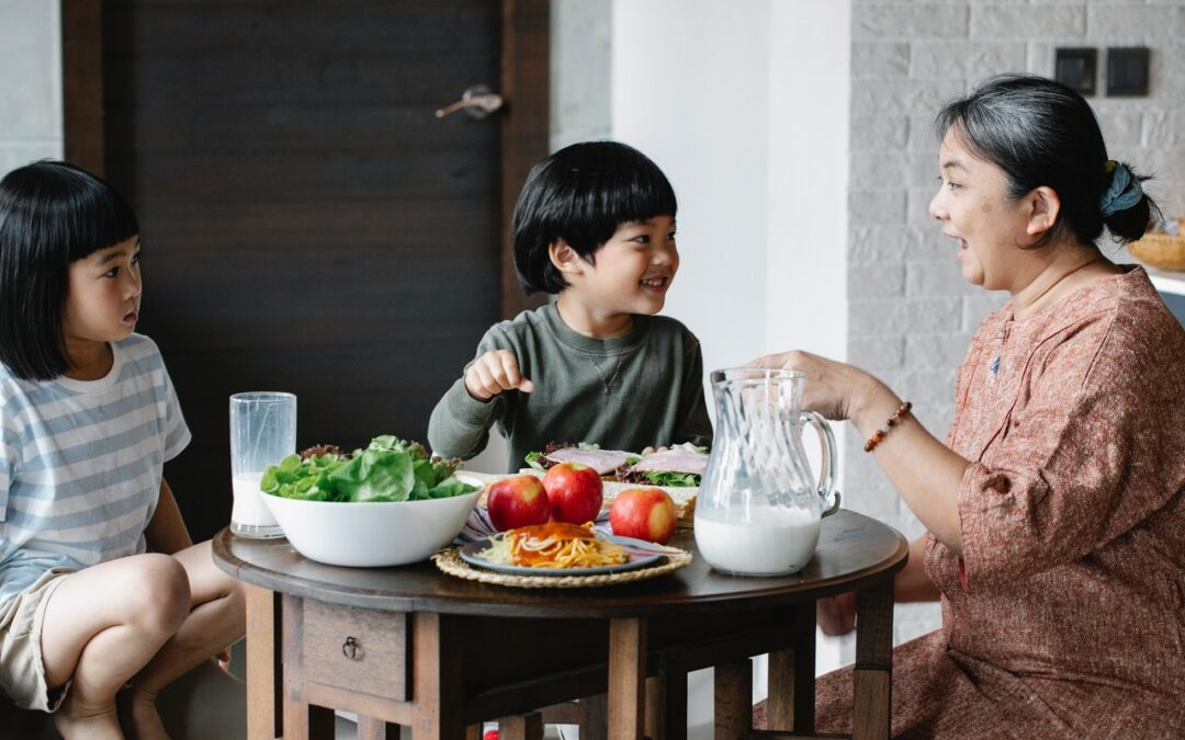 Five Healthy Eating Tips For The Elderly